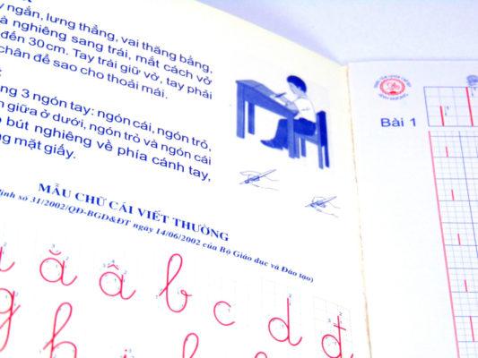 vo buoc dau tap viet 8 533x400 - Bộ vở bước đầu tập viết