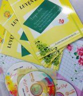 Sách giáo viên luyện chữ đẹp