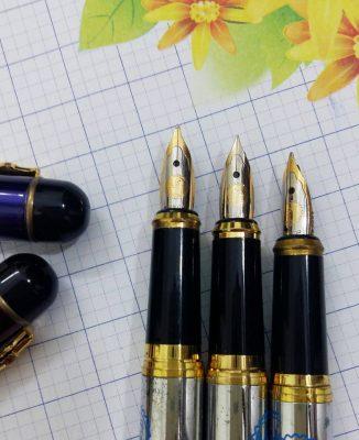 Bút mài thầy Ánh SH 027 thanh đậm