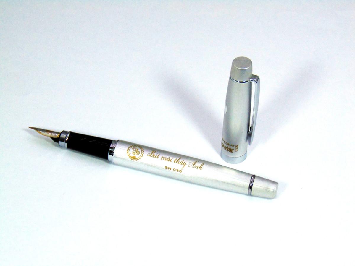 bút mài thầy Ánh SH 036 thanh đậm