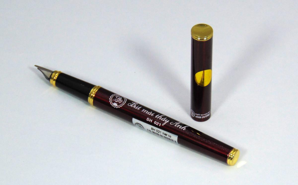 bút mài thầy Ánh 021
