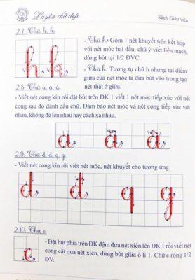 chia nhom trong luyen chu 2 278x400 - Chia nhóm chữ trong luyện viết chữ đẹp
