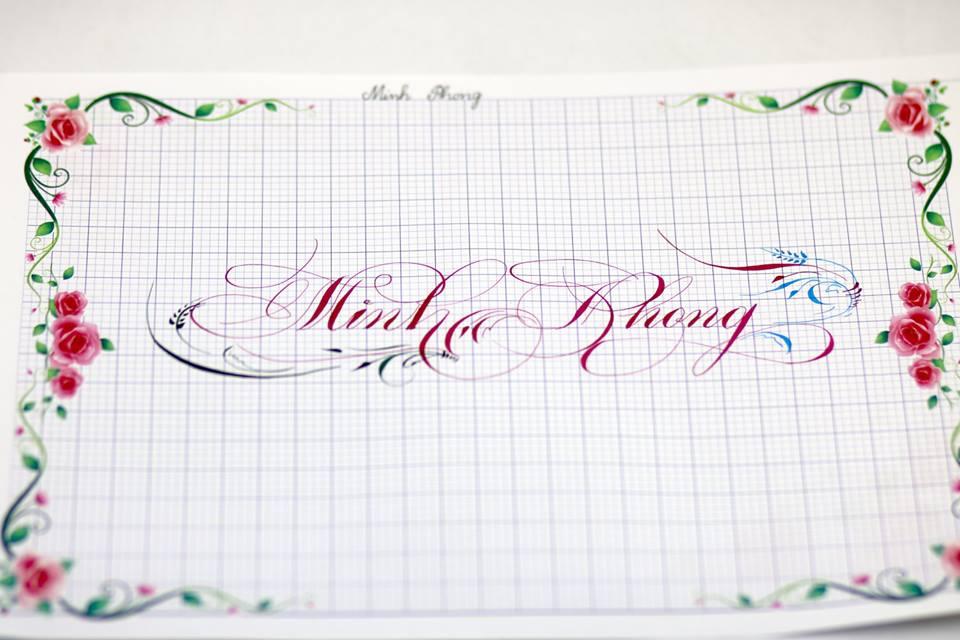 chu hoa sang tao 24 - Bộ sưu tập chữ viết tay, chữ viết hoa sáng tạo, chữ nghệ thuật đẹp