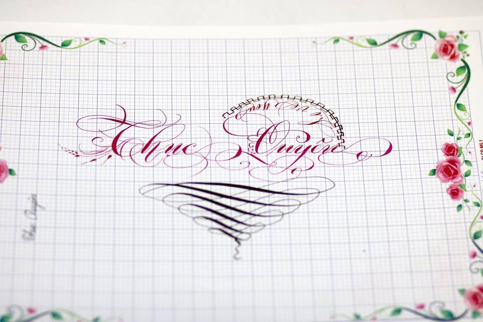 chu hoa sang tao 26 - Bộ sưu tập chữ viết tay, chữ viết hoa sáng tạo, chữ nghệ thuật đẹp