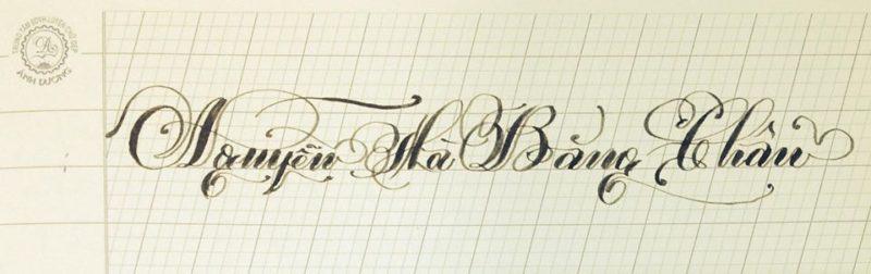 chu viet dep 29 800x252 - Bộ sưu tập chữ viết tay, chữ viết hoa sáng tạo, chữ nghệ thuật đẹp