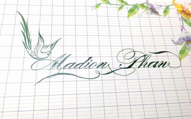 chu viet dep 33 639x400 - Bộ sưu tập chữ viết tay, chữ viết hoa sáng tạo, chữ nghệ thuật đẹp