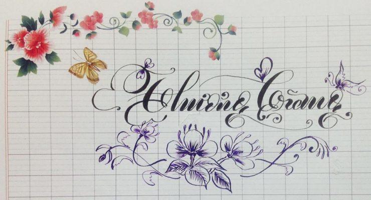 chu viet dep 36 740x400 - Bộ sưu tập chữ viết tay, chữ viết hoa sáng tạo, chữ nghệ thuật đẹp
