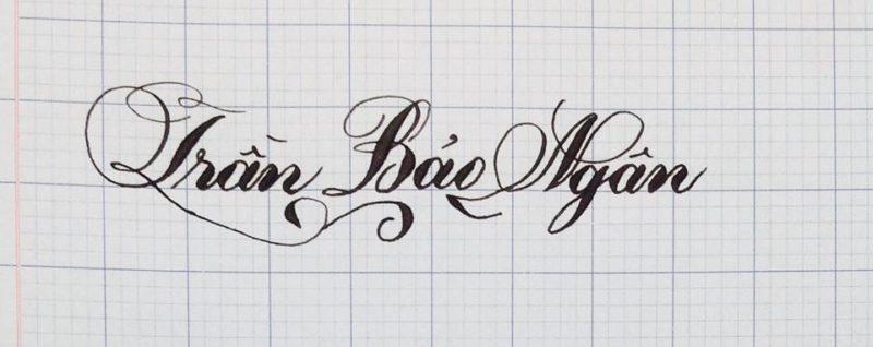 chu viet dep 56 800x318 - Bộ sưu tập chữ viết tay, chữ viết hoa sáng tạo, chữ nghệ thuật đẹp