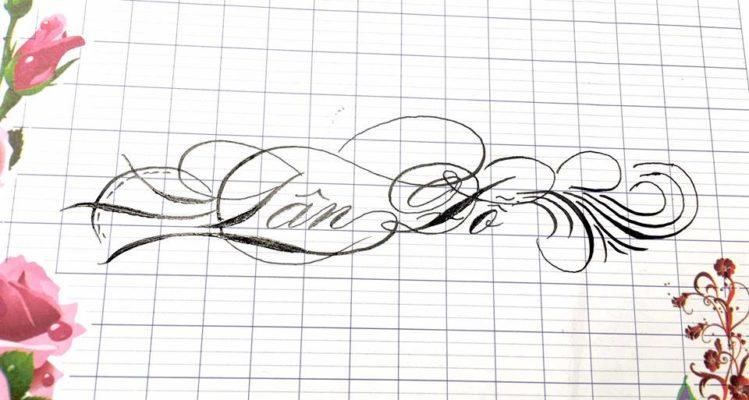 chu viet dep 65 749x400 - Bộ sưu tập chữ viết tay, chữ viết hoa sáng tạo, chữ nghệ thuật đẹp