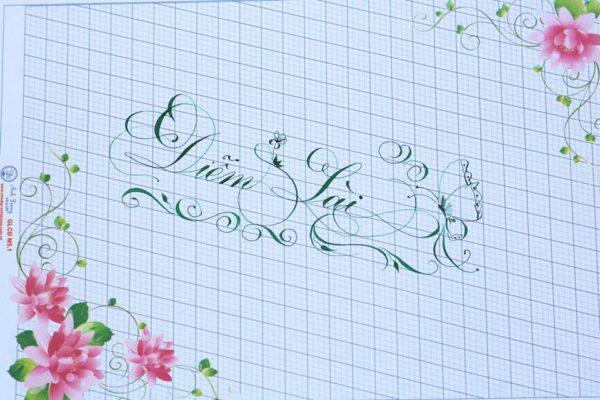 chu viet dep 66 600x400 - Bộ sưu tập chữ viết tay, chữ viết hoa sáng tạo, chữ nghệ thuật đẹp