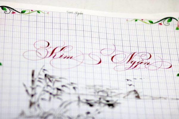 chu viet dep 70 600x400 - Bộ sưu tập chữ viết tay, chữ viết hoa sáng tạo, chữ nghệ thuật đẹp