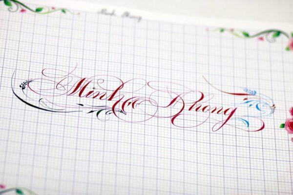 chu viet dep 71 600x400 - Bộ sưu tập chữ viết tay, chữ viết hoa sáng tạo, chữ nghệ thuật đẹp