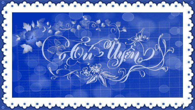 mau chu viet tay dep 2 - Bộ sưu tập chữ viết tay, chữ viết hoa sáng tạo, chữ nghệ thuật đẹp