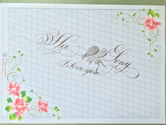 mau chu viet tay dep 31 533x400 - Bộ sưu tập chữ viết tay, chữ viết hoa sáng tạo, chữ nghệ thuật đẹp