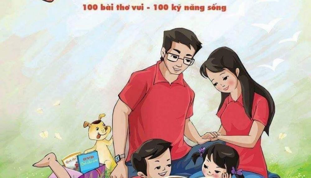 100 bài thơ quà cho con