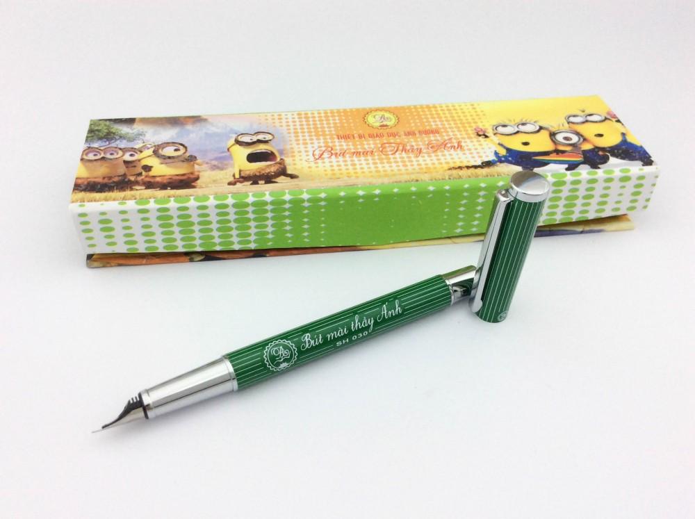 Bút mài thầy ánh không ngừng cải tiến chất lượng
