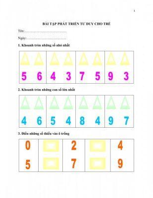 mon toan cho tre chuan bi vao lop 1 309x400 - Tổng hợp tài liệu, bài giảng, chuyên đề dành cho học sinh lớp 1 đến lớp 5