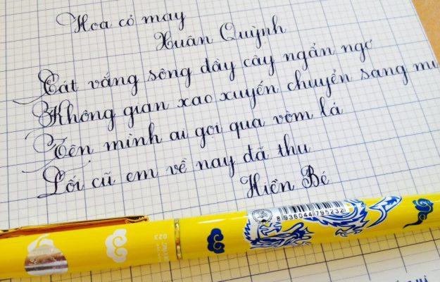 chu dep 4 625x400 - Lợi ích bất ngờ của việc luyện viết chữ đẹp cho trẻ