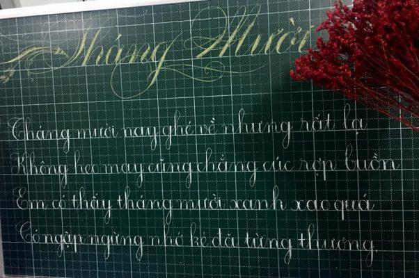 luyen viet chu dep 602x400 - Cách viết chữ đẹp qua mẫu chữ đẹp và phương pháp luyện viết chữ đẹp