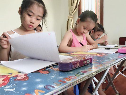 luyen viet chu dep 7 533x400 - Nên luyện viết chữ đẹp cho con vào thời điểm nào là thích hợp nhất?