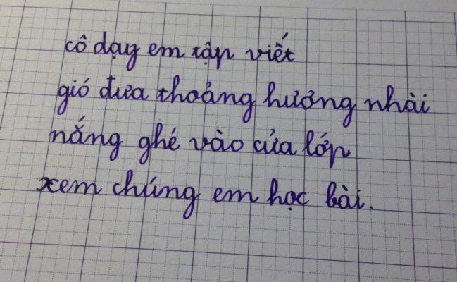 net co ban 649x400 - Hướng dẫn viết các nét cơ bản đến phức tạp trong tiếng Việt