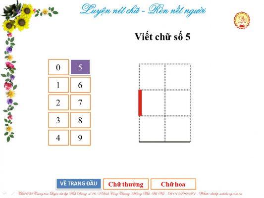 cach viet so 5 3 533x400 - Cách viết chữ số 5 như thế nào là đúng chuẩn nhất ?