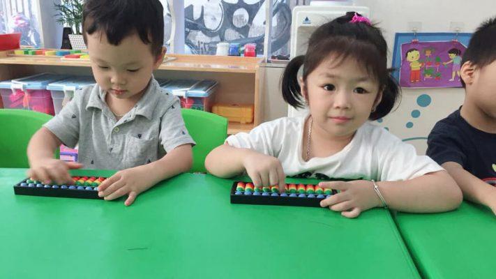 day be hoc toan 2 711x400 - Dạy bé học toán cực đơn giản và hiệu quả để chuẩn bị vào lớp 1