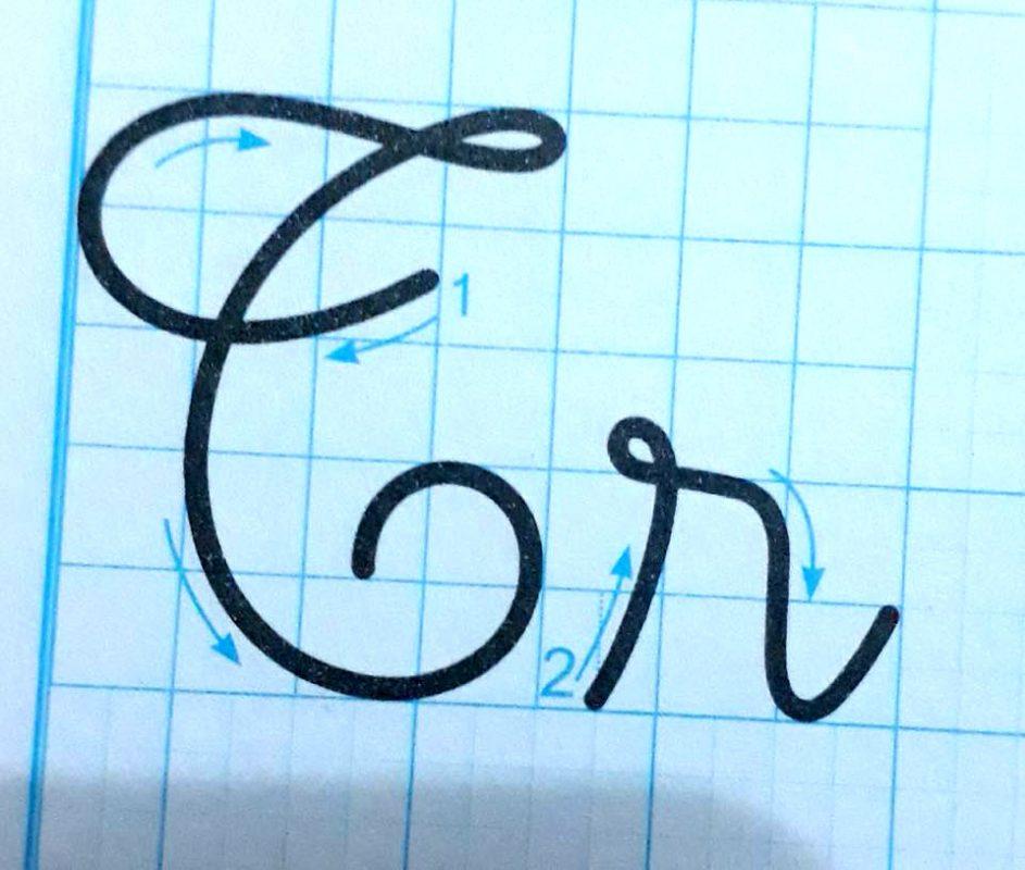 ky thuat noi chu 13 943x800 - Kỹ thuật nối chữ và đặt dấu thanh khi tập viết và luyện chữ đẹp
