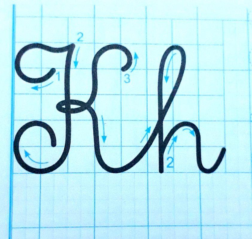 kỹ thuật nối chữ