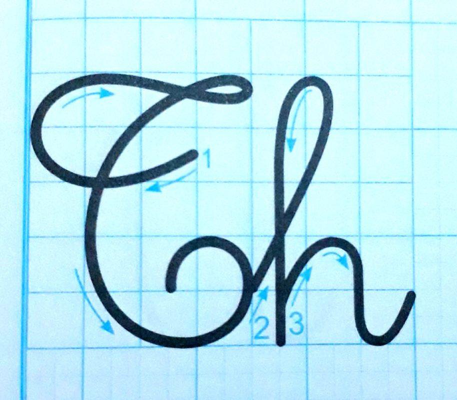 ky thuat noi chu 15 914x800 - Kỹ thuật nối chữ và đặt dấu thanh khi tập viết và luyện chữ đẹp