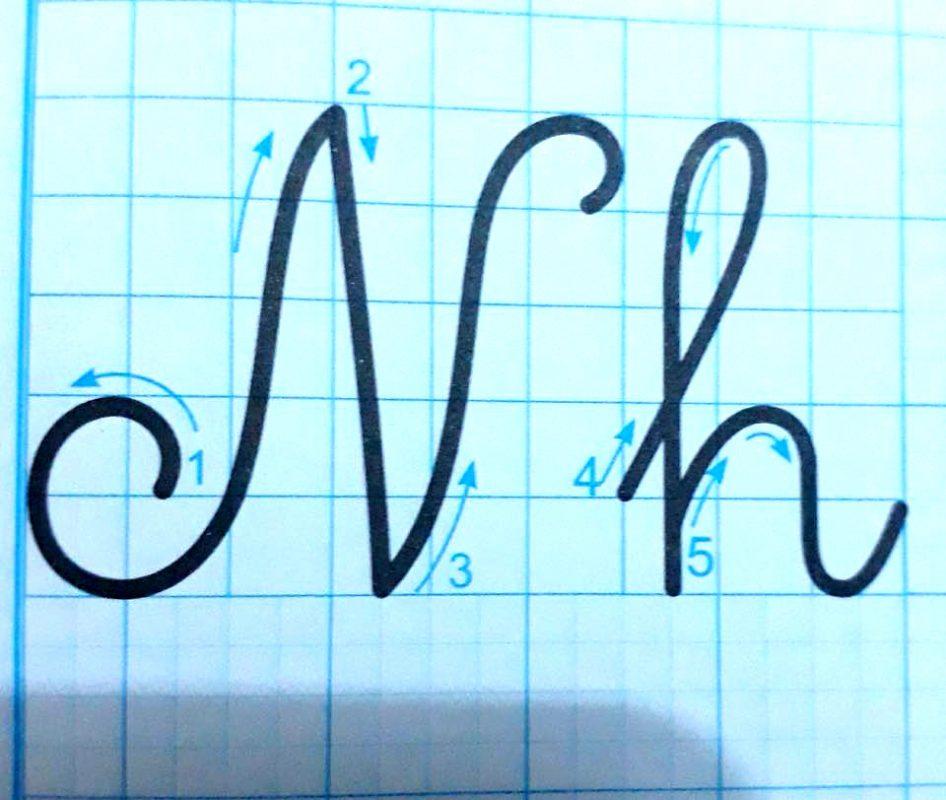 ky thuat noi chu 9 946x800 - Kỹ thuật nối chữ và đặt dấu thanh khi tập viết và luyện chữ đẹp