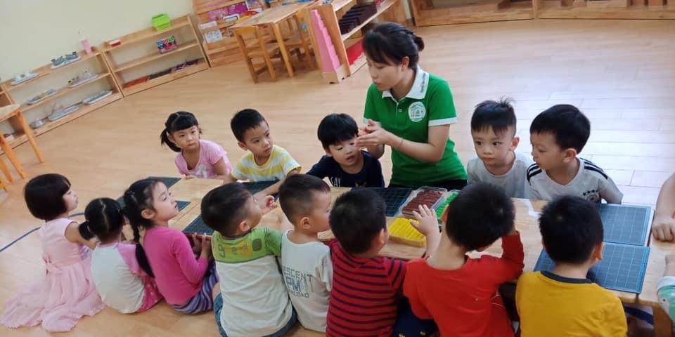 nan dat set 3 - Nặn đất sét - giúp bé học mà chơi, chơi mà học