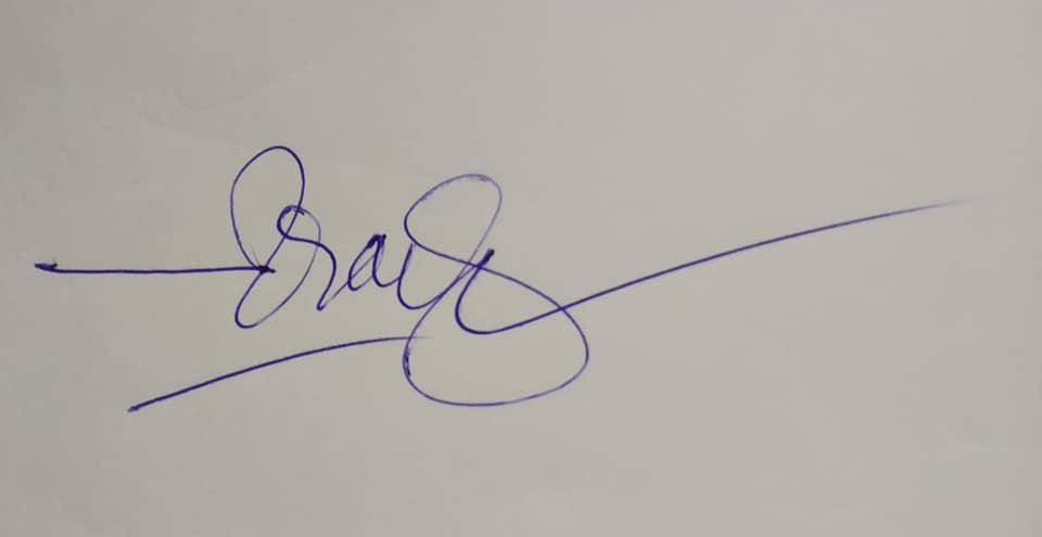 chu ky tot 2 - Chữ ký tốt theo phong thủy – một nét chữ tiền muôn bạc vạn