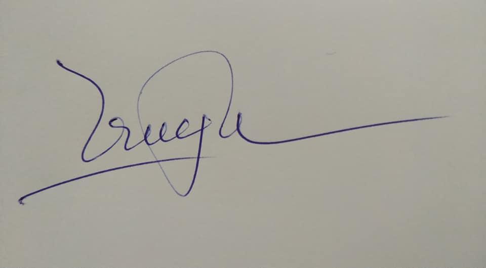 chu ky tot - Chữ ký tốt theo phong thủy – một nét chữ tiền muôn bạc vạn